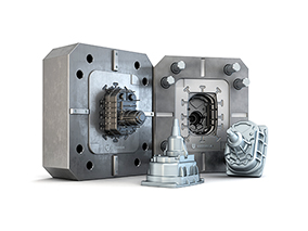 铝合金压铸模具控温解决方案